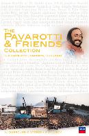 PAVAROTTI & FRIENDS THE COMPLETE CONCERTS 1992-2000 [파바로티와 친구들 콘서트]