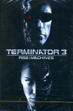 터미네이터 3 S.E [TERMINATOR 3: RISE OF THE MACHINES] 개봉된 중고품,2디스크 구성 (109분+부가영상)