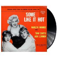 SOME LIKE IT HOT [180G COLOURED LP] [뜨거운 것이 좋아]