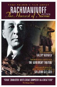 THE HARVEST OF SORROW/ VALERY GERGIEV, TONY PARMER FILM [라흐마니노프: 슬픔으로 이룬 예술] [한글자막]