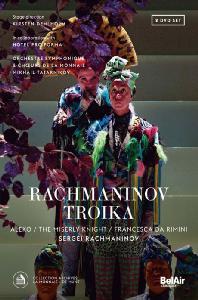 TROIKA/ MIKHAIL TATARNIKOV [라흐마니노프: 오페라 3부작] [한글자막]