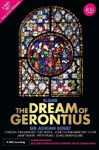 THE DREAM OF GERONTIUS/ ADRAIN BOULT [엘가: 제론티우스의 꿈]