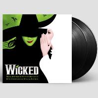 WICKED: ORIGINAL BROADWAY CAST RECORDING [LP] [뮤지컬 위키드]
