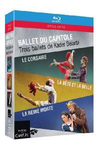 BALLET DU CAPITOLE: TRIOS BALLETS DE KADER BELARBI [카데르 벨라르비 연출의 3작품]