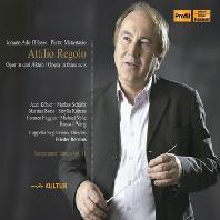 ATTILIO REGOLO/ FRIEDER BERNIUS [하세: 오페라 <아틸리오 레골로> - 프리더 베르니우스]