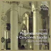 PSAUMES FRANCAIS & CANCIONES SACRAE/ CAPPELLA AMSTERDAM, DANIEL REUSS [HM GOLD] [스벨링크: 프랑스 성가 & 종교 음악]