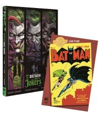 배트맨: 세 명의 조커 + 배트맨 #1 밀레니엄 에디션 세트(DC 그래픽 노블)(전2권)